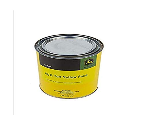 John Deere Original Equipment Yellow Paint #TY25645 - Equipment Paint