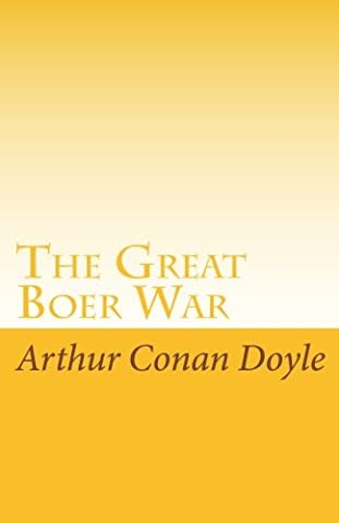 The Great Boer War (Conan 0)