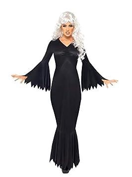 DISBACANAL Disfraz Vampira Medianoche Mujer - -, L: Amazon.es ...