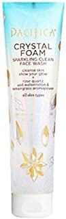 product image for PACIFICA Crystal Foam Sparkling Clean Face Wash 5oz, pack of 1