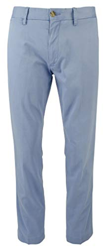 (Polo Ralph Lauren Men's Stretch Slim Fit Chino Pant-B-32Wx32L)