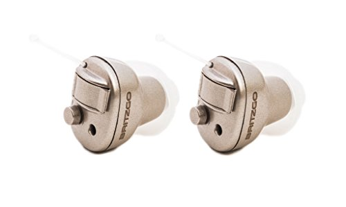 2 Small Hearing Amplifiers Lightweight & Invisible, by Britz