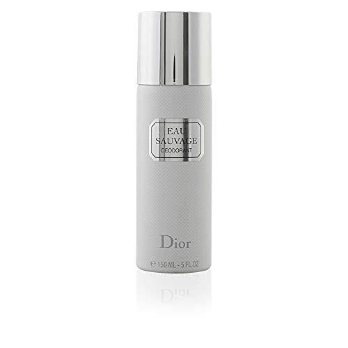 Christian Dior Eau Sauvage Deodorant Spray for Men, 5 Ounce