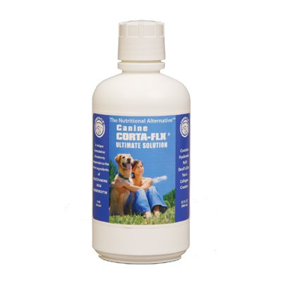 Corta Flx Joint Supplement - Canine Corta-Flx Ultimate Solution, 32oz