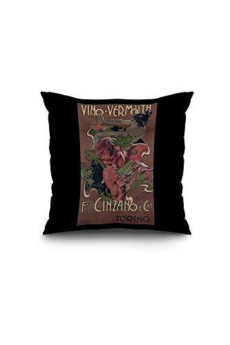 vino-vermouth-cinzano-vintage-poster-artist-hohenstein-italy-16x16-spun-polyester-pillow-black-borde