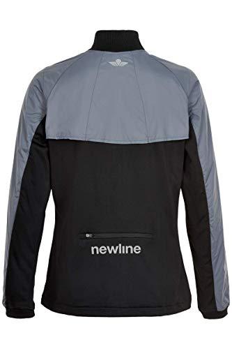Veste pour Taille Course NewLine Femme Black Cross L de RUaBBZCq