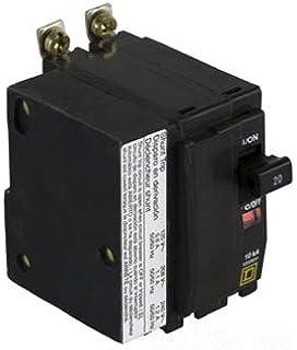Awesome Amazon Com Qo1201021 Square D 20 Amp 1 Pole Shunt Trip Breaker 1P Wiring Digital Resources Attrlexorcompassionincorg