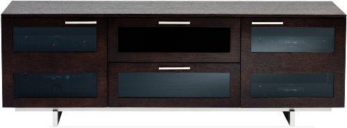 Espresso Plasma Tv Stand (BDI Avion 8927 Triple Wide Entertainment Cabinet, Espresso Stained Oak)