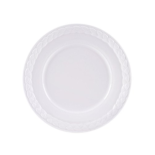 Oakdale Collection, Salad Plate White for sale  Delivered anywhere in USA
