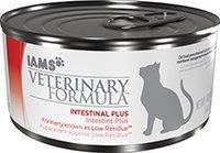Iams Veterinary Formula Feline Adult - Intestinal Low Residue 12 x6oz