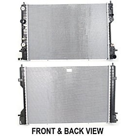 Amazon CADILLAC CATERA 97 99 RADIATOR 1 Row 305 X 1531