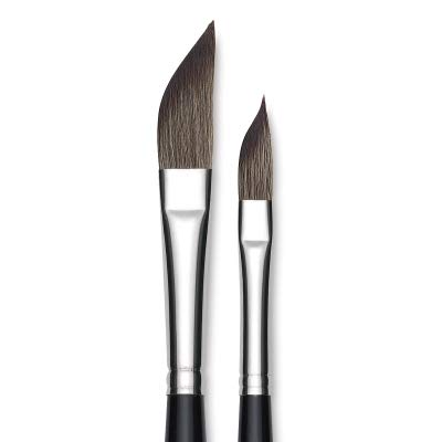 da Vinci Watercolor Series 898 Casaneo Paint Brush, Oval Pointed Wash New Wave Synthetics, Size 24