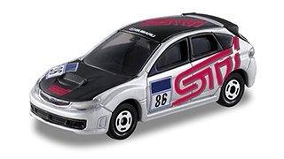 [Ion limited] custom Tomica AEON tuning Car Series 16th edition Subaru Impreza WRX STI (24 hour race specification)