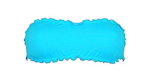 con o Made Italy Bikinicolors Celeste Azzurro brasiliana Bikini Donna Mare fascia slip a in Cielo Tq4YWg