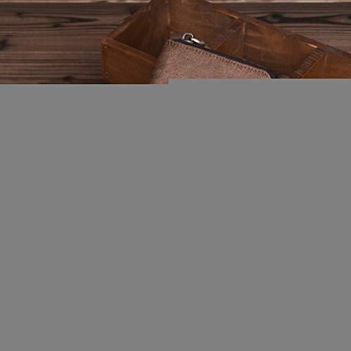 Fermeture A Sacs Hommes Femme Section Wjuing Main Portefeuille De Glissière monnaie À En Longue Pour Avec Pu Porte Portefeuilles UvFaAqf