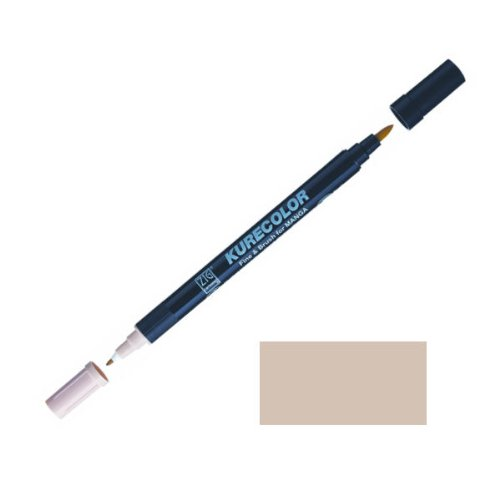 Zig-Kurecolor-Manga-Cartoonist-Fine-Brush-Dual-Tip-Marker-Warm-Grey-4