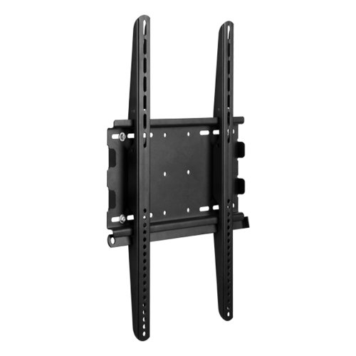 ATDEC TH-3070-UFP Fixed Portrait Universal Wall Mount with Theft Resistant Design for Displays up to 154-Pound, Black by Atdec