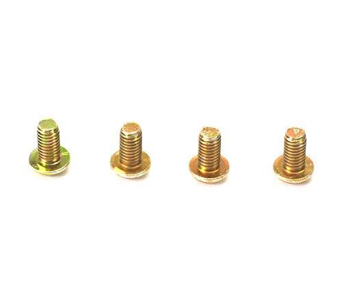 Team Associated 3934 Button Head Motor Screws, 3mm (Associated Button Head)