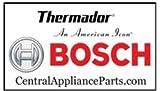 Bosch 00676509 Heating El Genuine Original Equipment Manufacturer (OEM) Part for Bosch & Thermador