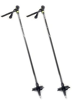 WINGET Carbon Fiber Mountain Alpine Ski Poles XA-50