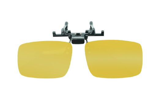 Easy Clip on Flip up Sunglasses with UV400 Polycarbonate ...