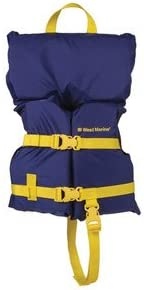 West Marine Runabout Life Jacket, Infant, 0 to 50lbs.