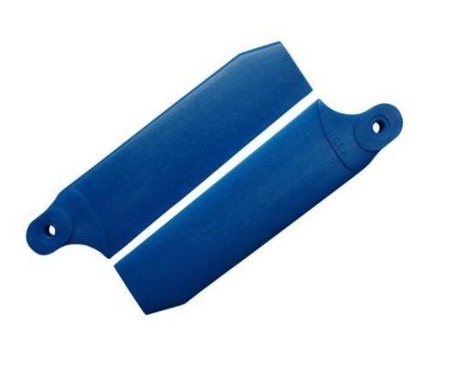 KBDD Pearl Blue 84.5mm Extreme Tail Rotor Blades - Trex 550E Goblin 500 #4091 ^G#fbhre-h4 8rdsf-tg1360137