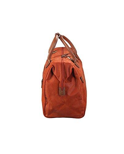 Salto, el chocolate unisex marrón maleta de 32 litros Brique