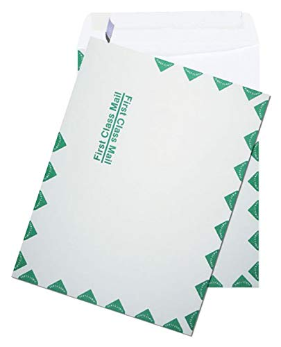 Economical White Wove 10-x-13 Bulk 28lb Envelopes 500-pk - PaperPapers Superbuy Peel to Seal Catalog Econo First Class Shipping envelopes, Mailing Literature and organizing ()