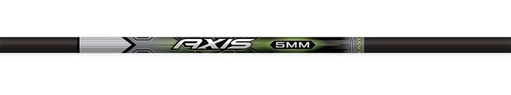 Arrows & Parts Easton Axis 5MM Carbon Arrow Shafts Size 340 1 Dozen by Archery