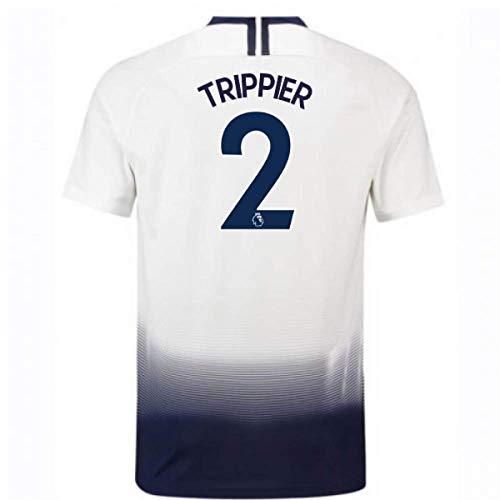 2018-2019 Tottenham Home Nike Football Soccer T-Shirt Jersey (Kieran Trippier 2)