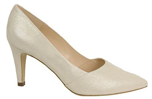 Court Peter Kaiser 76131 Shoe eleonore Silver 1xTzwq