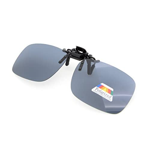 45aeff291f El servicio durable Eyekepper Flip-up Gafas de sol Clip Polarizado 60x43 MM  4-