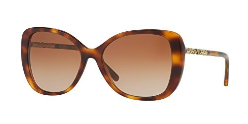 Amazon.com: anteojos de sol Burberry BE 4238 F 331613 Light ...