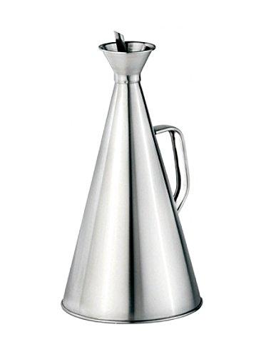 Supreminox: 18/10 Stainless Steel Olive Oil Dispenser 500mL [ Italian Import ]