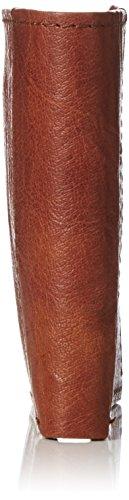 Spikes & Sparrow R-848 BR Herren Geldbörsen 12x10x2 cm (B x H x T), Braun (brandy)