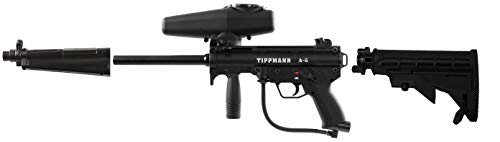 - Tippmann A5 Sniper Paintball Gun Kit
