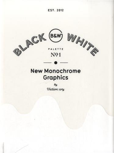 Palette 01 Black & White - New Monochrome Graphics