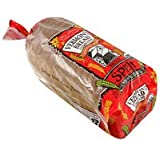 Vermont Bread Company Organic Bread, Spelt, 20 oz, (pack of 6)