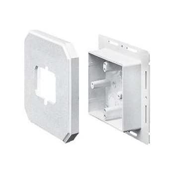 Arlington 8091f Plastic Vertical Mount All Siding Box Kit