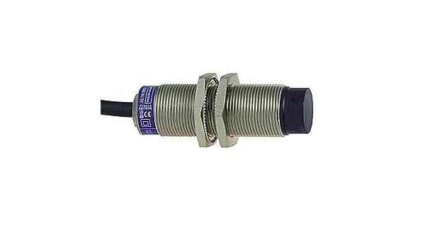 Telemecanique psn - det 33 11 - Detector inductivo m18 12/24vdc npn contacto cerrado 3h.neutro/enr.: Amazon.es: Bricolaje y herramientas