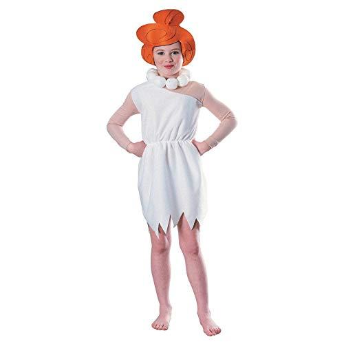 Wilma Flintstone Girls Halloween Costume