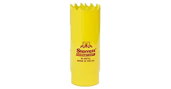 Corona perforadora Starrett FCH0512 140 mm