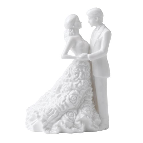 monique-lhuillier-for-royal-doulton-modern-love-bride-and-groom-cake-topper