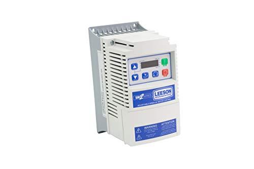 Leeson Single Phase to Three Phase Inverter 3 hp 230V 174611.00 ()