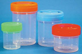 TFS 23032059 Jar, Filled with 10 mL.10% Formalin - 20 mL (Pack of 100)