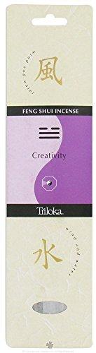 Triloka - Feng Shui Incense Creativity - 10 Stick(s)
