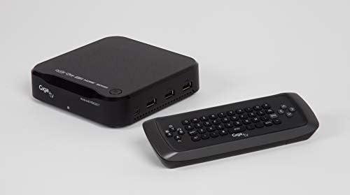 Giga TV Android HD620 T - Reproductor multimedia, sistema Android, USB 2.0, color negro: Amazon.es: Informática