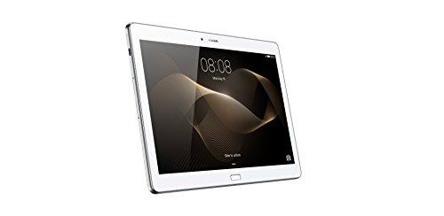 Huawei + Harman Kardon MediaPad M2 10.0 Octa Core 10.1″ Android (Lollipop) +EMUI Tablet 16GB, Moonlight Silver (US Warranty)