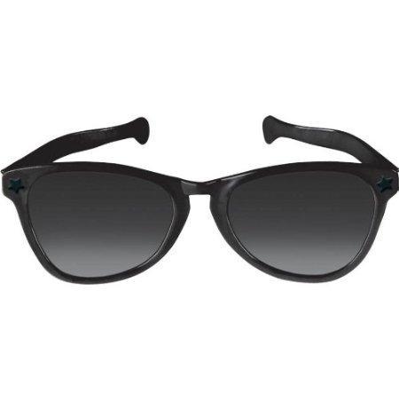Black Jumbo Sunglasses
